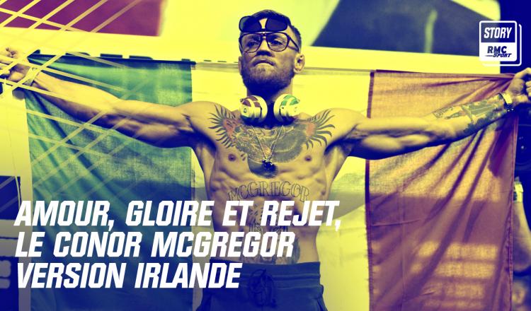Amour, gloire et rejet: A la découverte du Conor McGregor version Irlande