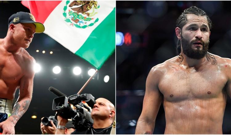 """Boxe: Canelo Alvarez ouvre la porte à un combat contre Jorge Masvidal, le """"baddest motherfucker"""" du MMA"""