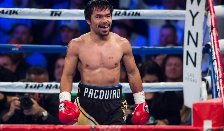 Boxe: Pacquiao signe avec la société de McGregor, bientôt un combat entre les deux?
