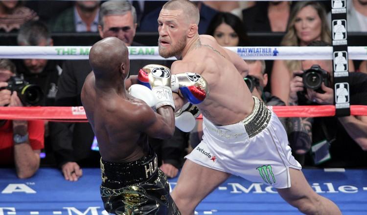 """""""C'est Conor le vainqueur"""": Mike Tyson refait le match McGregor-Mayweather"""