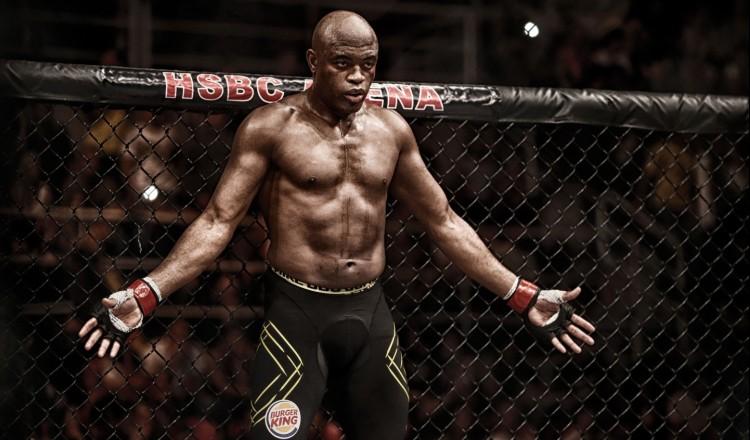 Anderson Silva pose un problème à l'UFC