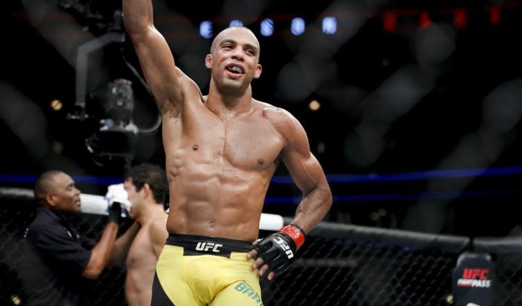 'Edson Barboza vs. Giga Chikadze' annoncé en tête d'affiche de l'UFC Fight Night du 28 août