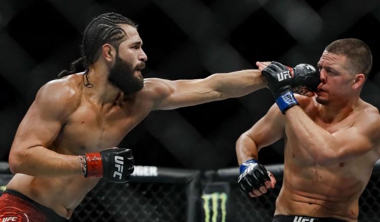 UFC – Pas de revanche entre Jorge Masvidal et Nate Diaz pour l'instant
