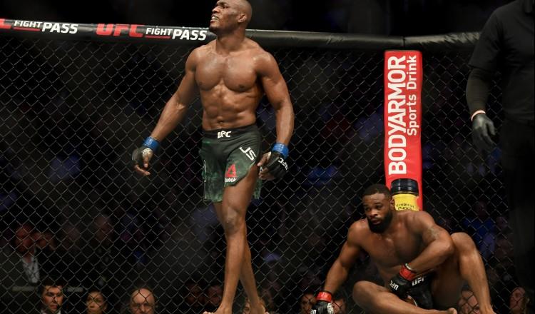 UFC – Dana White sur Kamaru Usman : «Il va devenir le plus grand welterweight de tous les temps»