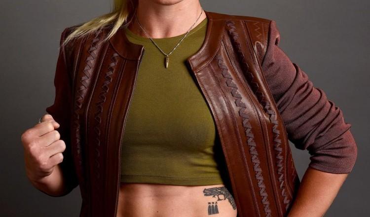 Valentina Shevchenko vs Jessica Andrade officialisé pour l'UFC 261 !