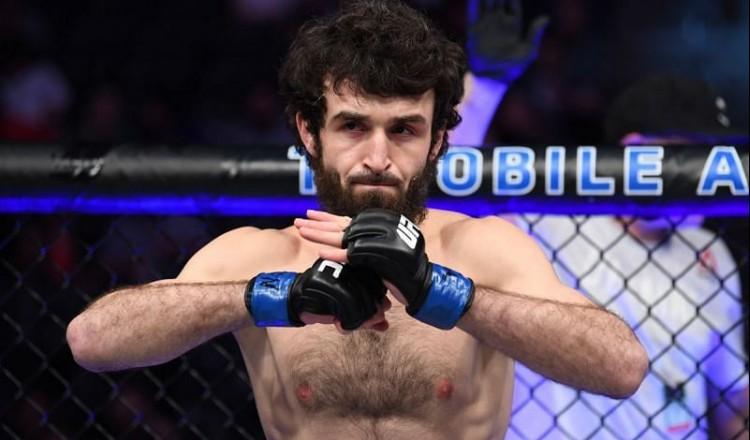 UFC – Zabit Magomedsharipov contre Yair Rodriguez en main event du 29 août
