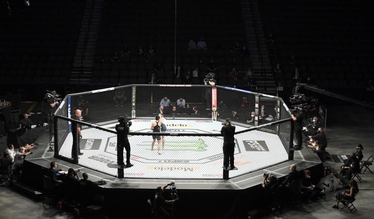 Coronavirus: Les nouvelles mesures prises par l'UFC pour son retour à Las Vegas