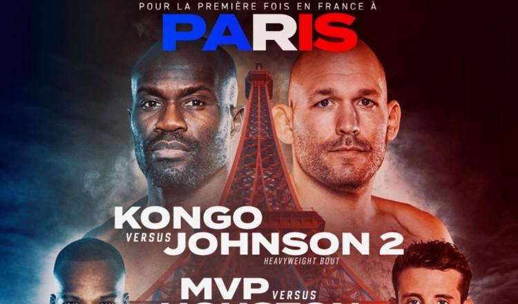 Enceinte, combats, billetterie: Le Bellator confirme son événement MMA à Paris et donne des détails