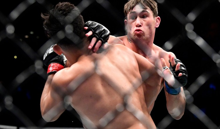 """""""Mike Perry est un clodo"""": un combattant UFC a créé un site pour chambrer un rival"""