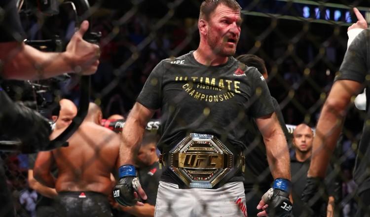 MMA-Boxe: Stipe Miocic préfère le défi Tyson Fury (et dans un ring!) à une trilogie contre Daniel Cormier