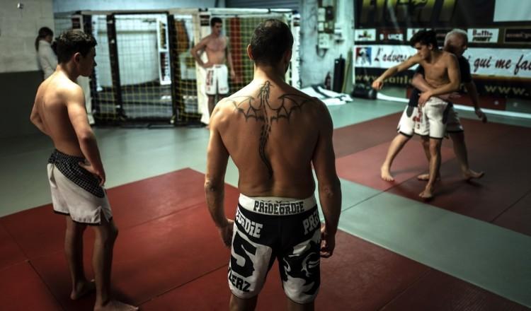 MMA: un combattant américain abattu lors d'une fusillade