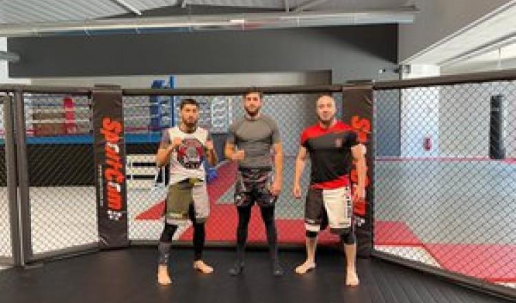 Onet-le-Château : un club de MMA à l'espace sports  de combat de l'Athyrium
