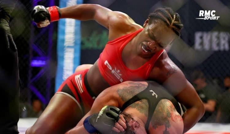 PFL : Débuts en MMA réussis pour la légende de la boxe Claressa Shields