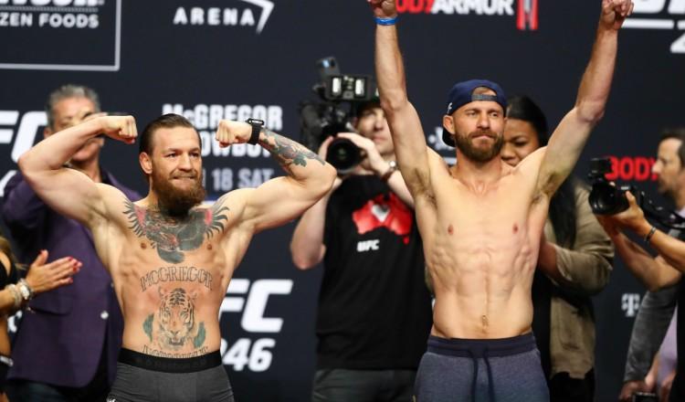 UFC 246: sur quelle chaîne regarder le combat McGregor-Cerrone