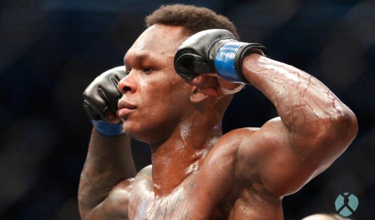UFC: Adesanya au bout de l'ennui, Zhang au bout du show