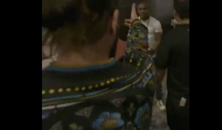 UFC: altercation verbale entre Usman et Masvidal