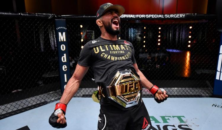 UFC: Figueiredo reste roi des mouches, nouveau KO spectaculaire pour Buckley