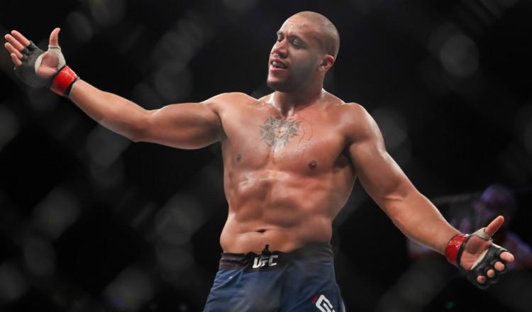 UFC: Le Français Ciryl Gane déjà de retour dans l'octogone