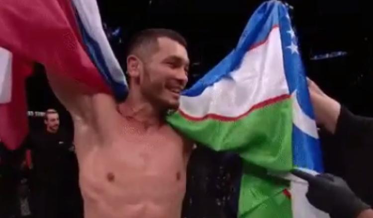 UFC : le KO fulgurant de Muradov, le poulain de Mayweather