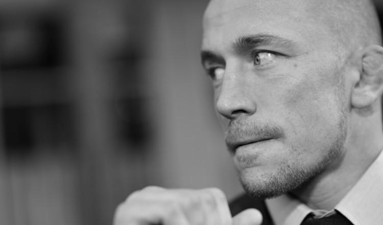UFC: les confessions de Georges St-Pierre, la légende du combat... qui n'aime pas combattre