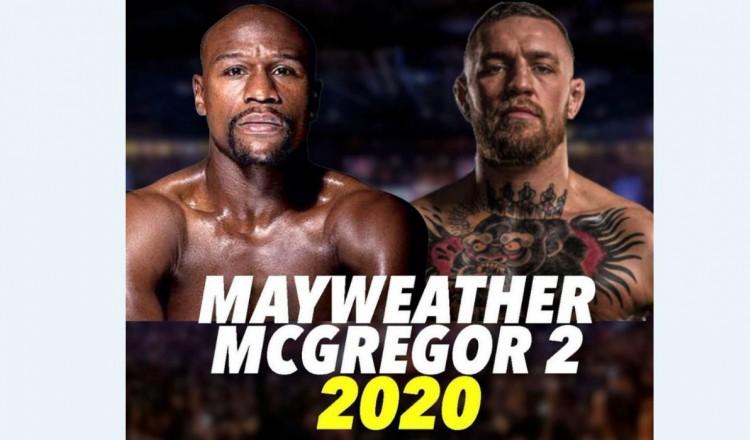 UFC: Mayweather assure qu'il va combattre Khabib et McGregor en 2020
