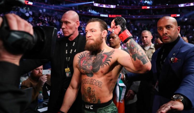 UFC: McGregor annonce sa retraite pour la troisième fois