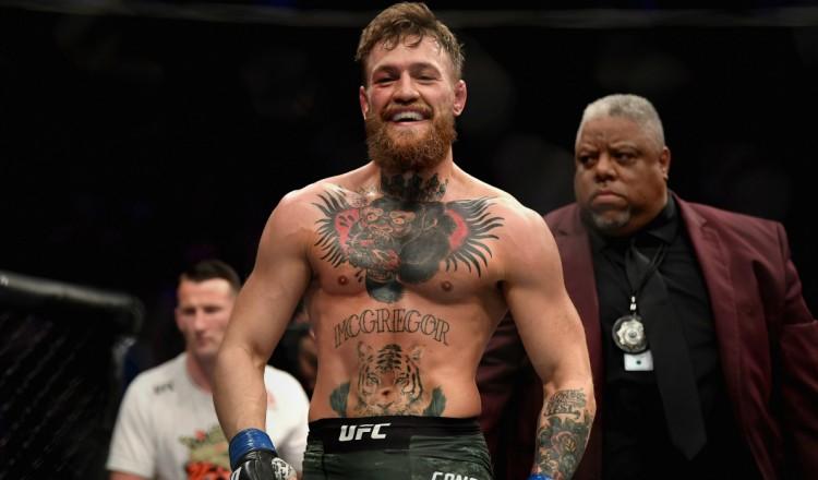 UFC: McGregor annonce son retour dans l'octogone