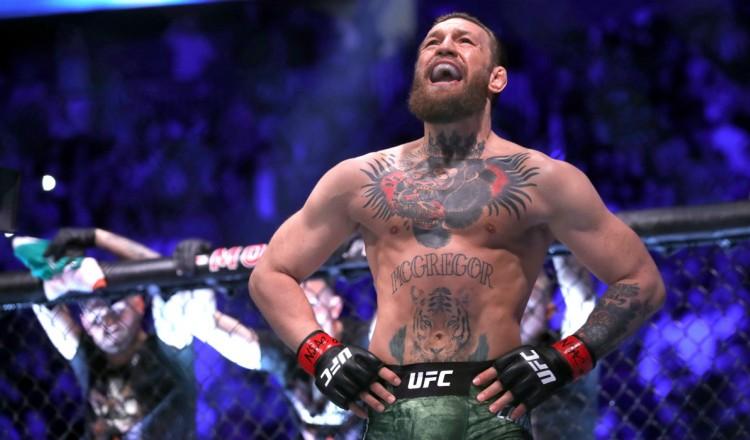 UFC: McGregor obtient un joli pactole en cash pour son KO en 40 secondes
