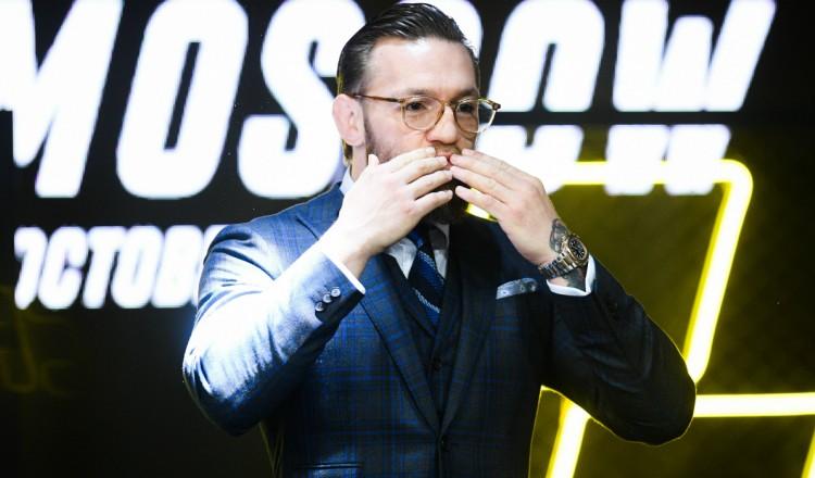UFC: McGregor va toucher un gros chèque pour son retour dans l'octogone
