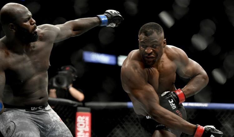 UFC: Ngannou écrase Rozenstruik en 20 secondes, Gaethje surclasse Ferguson