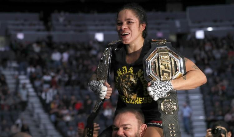 UFC: Nunes surclasse Spencer et reste reine de l'octogone