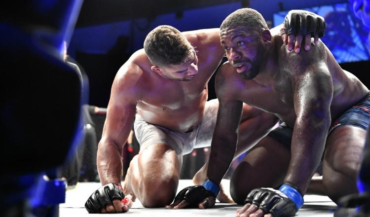 UFC: Overeem éteint le courageux Harris