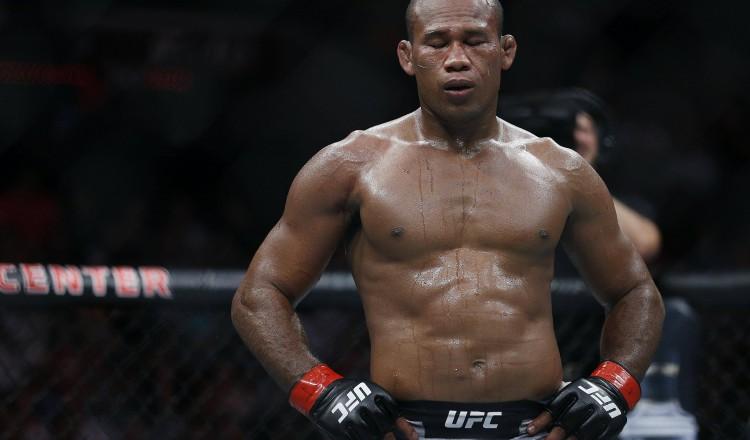 UFC: Souza positif au Covid-19, les combats reprennent quand même