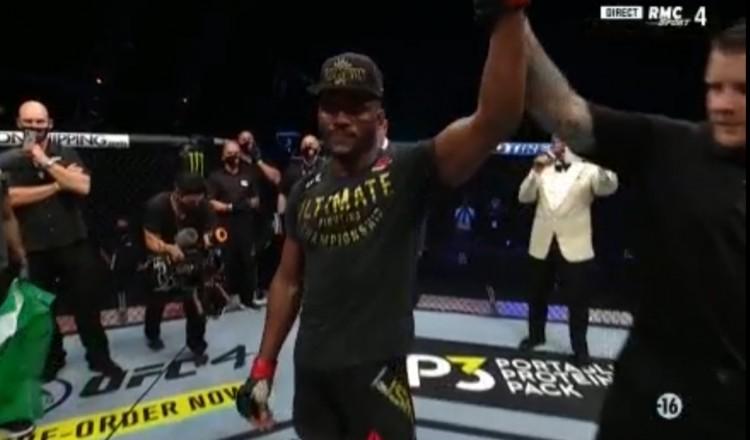UFC: trop fort pour Masvidal, Usman garde sa ceinture
