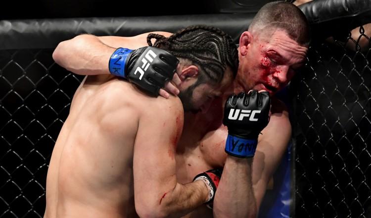 UFC: victoire polémique de Masvidal, Diaz aura sa revanche